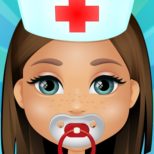 Baby Play Doctor & Dress Up - Kids Salon Games