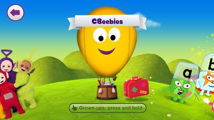 BBC CBeebies Playtime screenshot-0