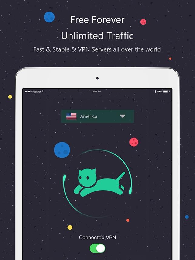 VPN cat master - express web proxy on the App Store
