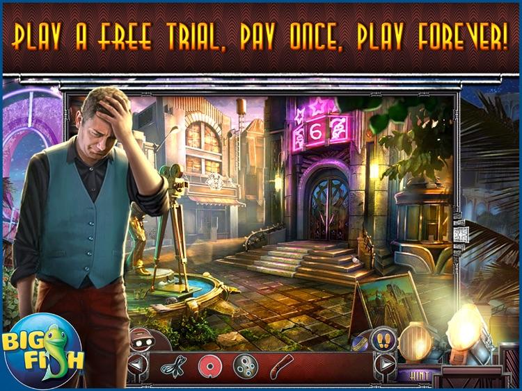 Final Cut: The True Escapade HD - A Hidden Object Mystery Game screenshot-0