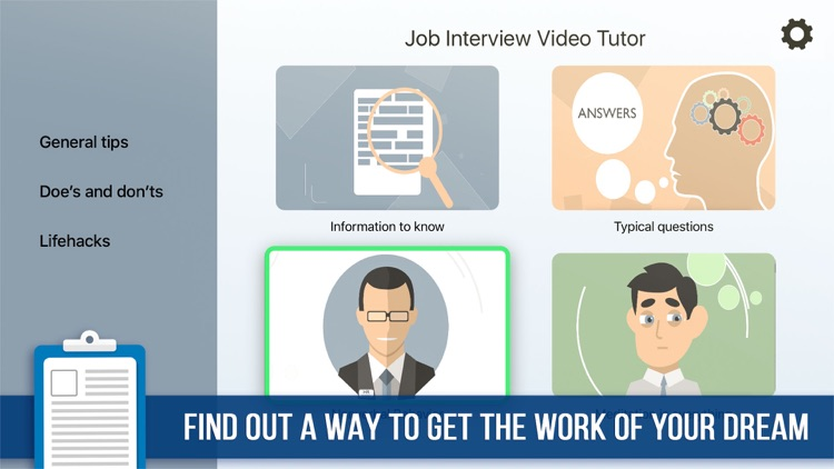 Job Video Interview Tutor