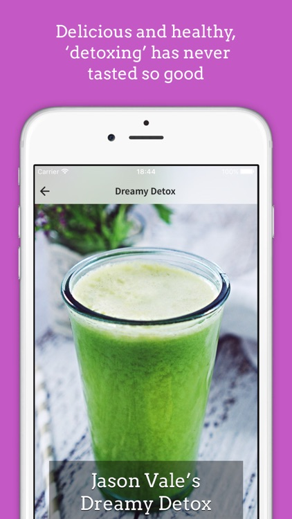 Jason Vale's 3-Day Juice Challenge screenshot-3