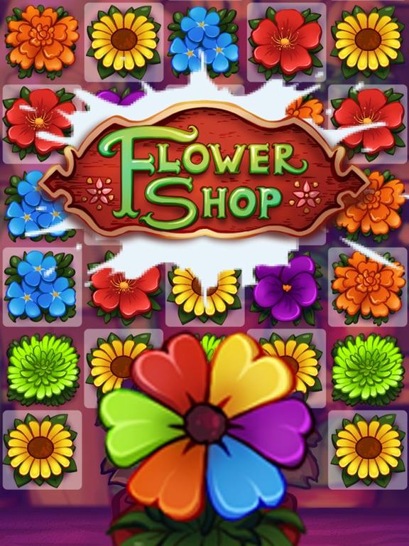 Blossom Jam: Flower Shop-ipad-4