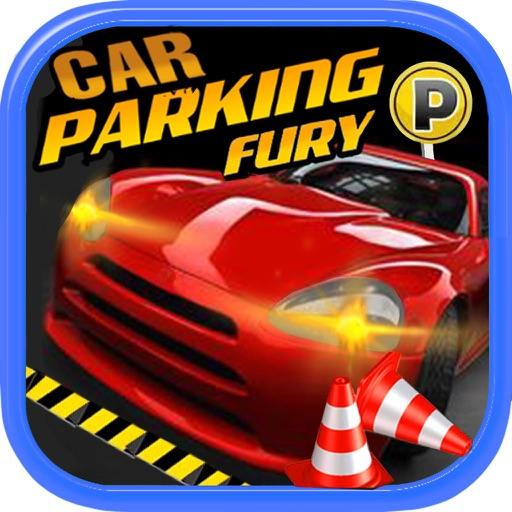 Car Parking Fury iOS App
