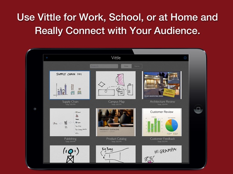 Vittle Pro Video Whiteboard screenshot-4