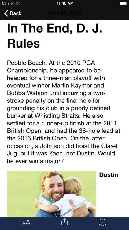 Golfweek Magazine screenshot-1