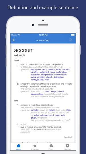English Synonym Dictionary - Alphabetically Classified