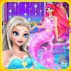 Princess Angela Mermaid Performance Show
