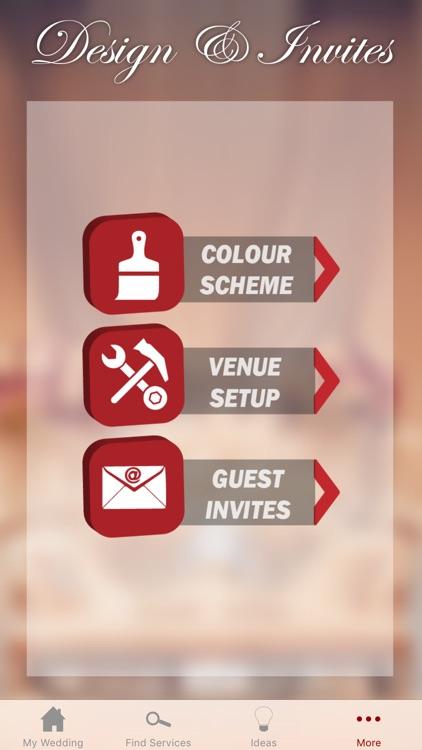 AsianWeds - Wedding Planner App screenshot-4