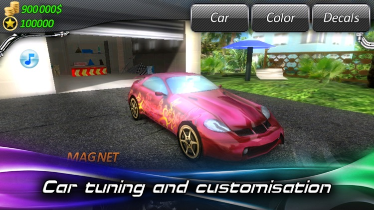 Race Illegal: High Speed 3D Free screenshot-4
