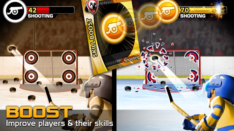 Big Win Hockey 2019 screenshot-4
