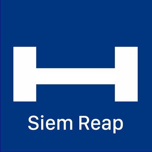 Ciudad de Siem Riep Hoteles + Compara y Reserva de hotel para esta noche con el mapa y viajes turísticos