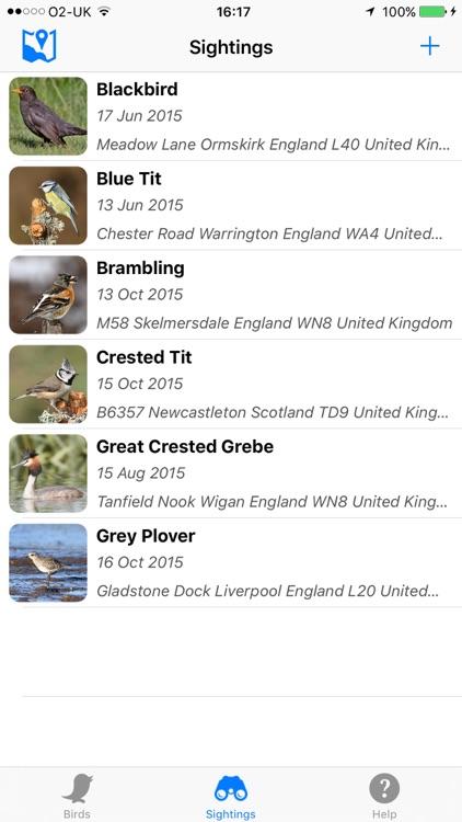 Birds of Britain and Ireland