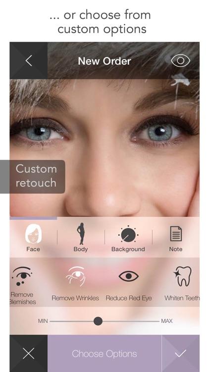 Professional Photo Retouch. Beauty & Fashion Edit. app image