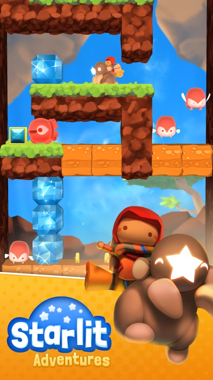 Starlit Adventures screenshot-0