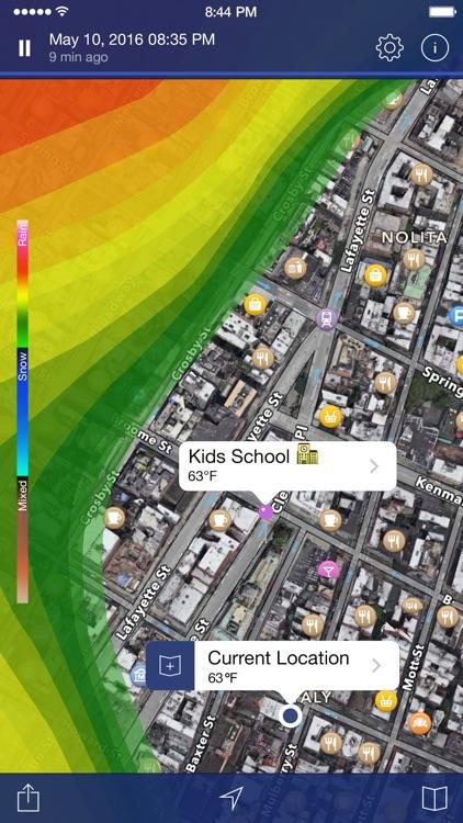 NOAA Weather Radar. screenshot-3