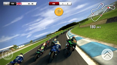 Screenshot from SBK16 - Official Mobile Game