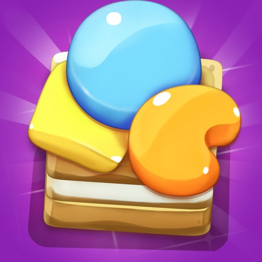 Cookie Smash Match 3 Game: Swap Candies and Crush Sweet.s in Adventorous Juicy Land