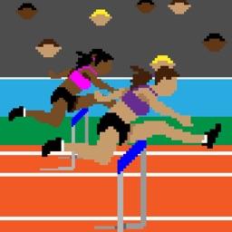 Pixel Hurdles