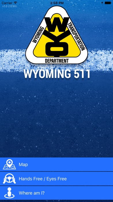 Wyoming 511 for Windows
