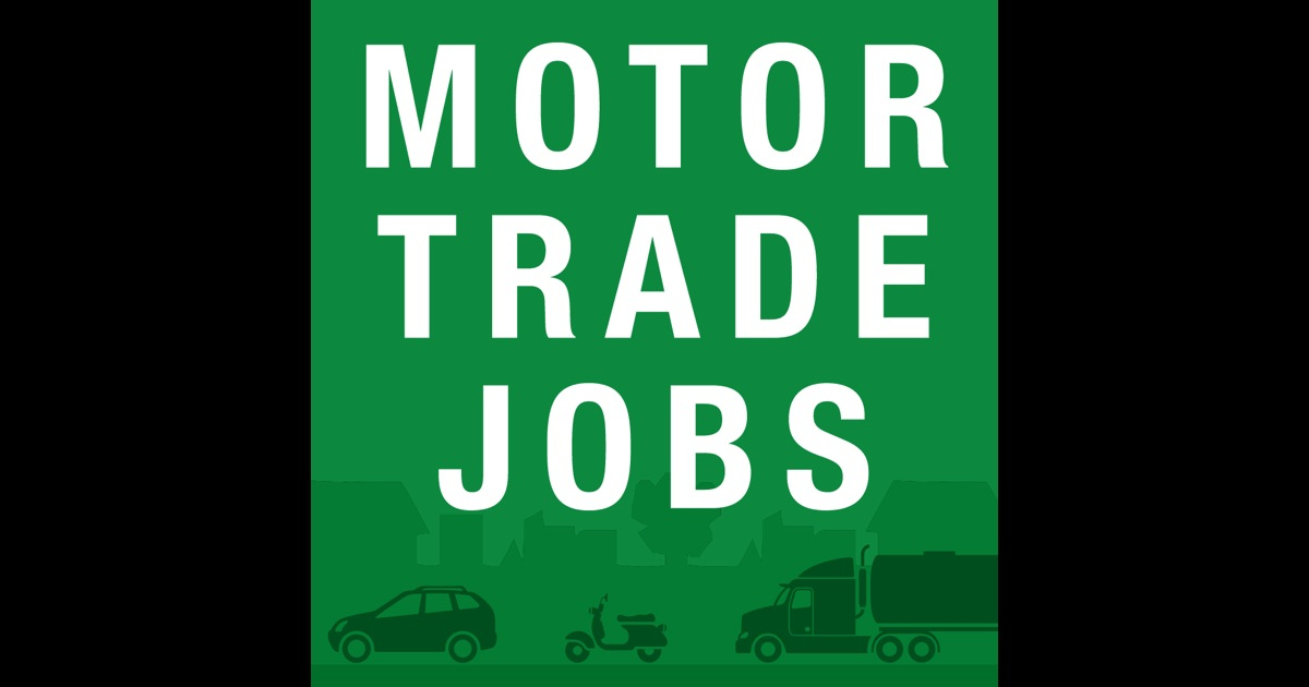 Motor Trade Jobs On The App Store