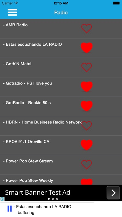 Power Metal Music Radio With Trending News