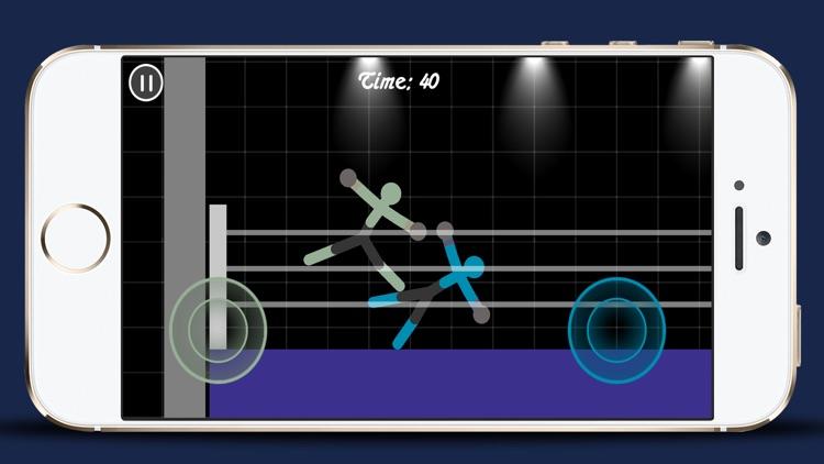 Stickman Warriors Heroes screenshot-4