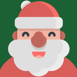 Christmas Santa Emoji -Stickers Keyboard Messenger
