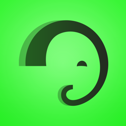 Ícone do app Textever - quick notes for Evernote