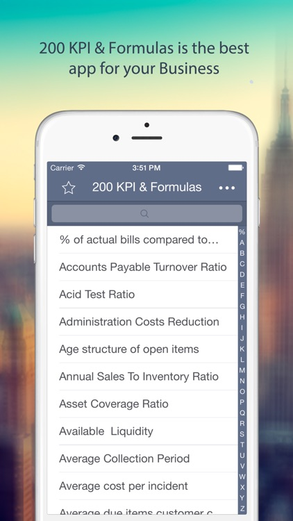 200 KPI & Formulas for Business