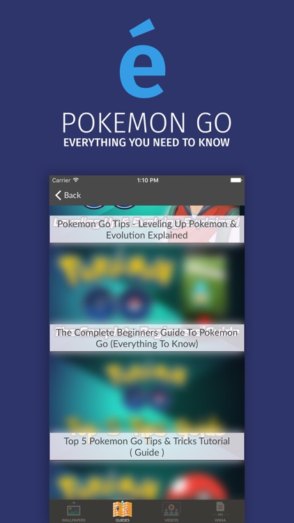 Guides for Pokémon GO - Pokemon GO News and Cheats