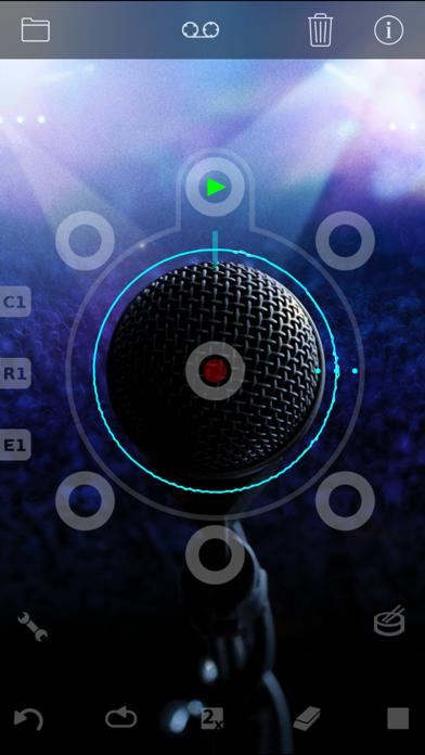 Screenshot for VoiceJam: Vocal Looper - Sing, Loop, Share in Egypt App Store