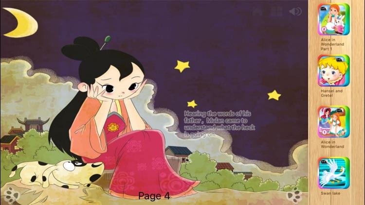 Hua Mu-Lan - iBigToy screenshot-4