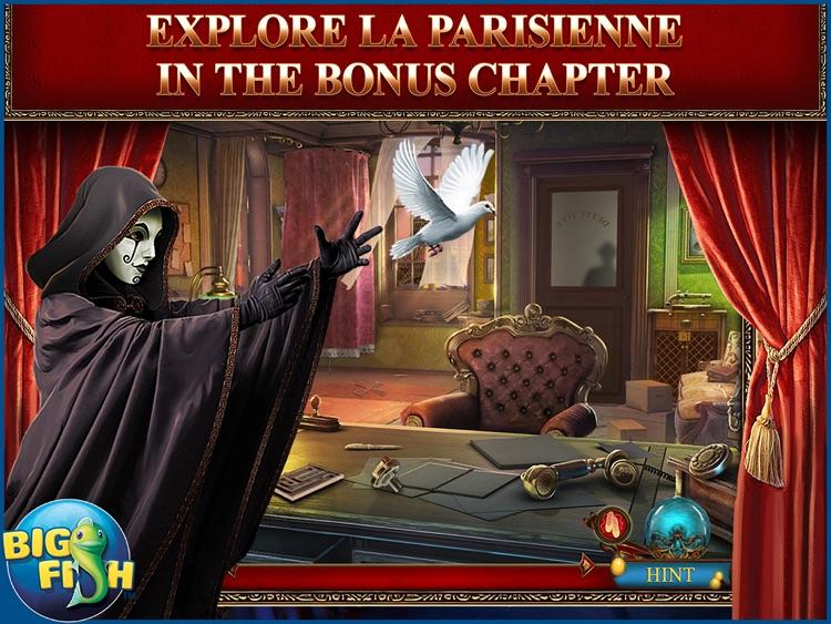 Danse Macabre: Crimson Cabaret HD - A Mystery Hidden Object Game screenshot-3