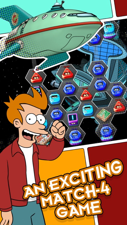 Futurama: Game of Drones screenshot-0
