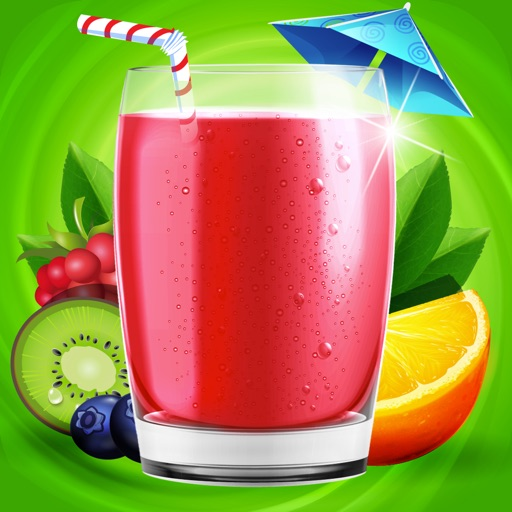 Crazy Drink Maker - Sweet Ice & Fizzy Juice Salon