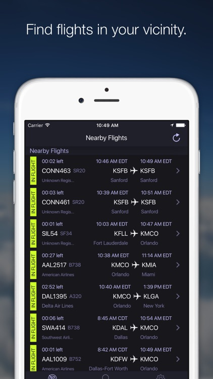 Flightwise Flight Tracker Pro