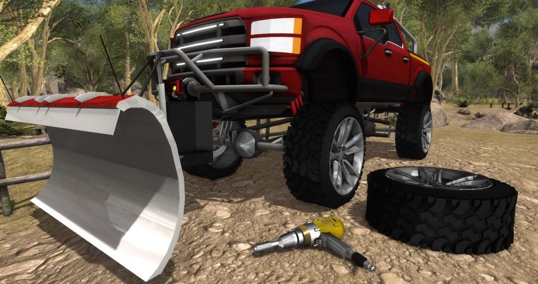 Fix My Truck: Offroad LITE - Online Game Hack and Cheat