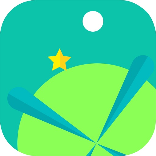 Ball Bounce - Bouncing Ball Go Down Endless Slip Run icon