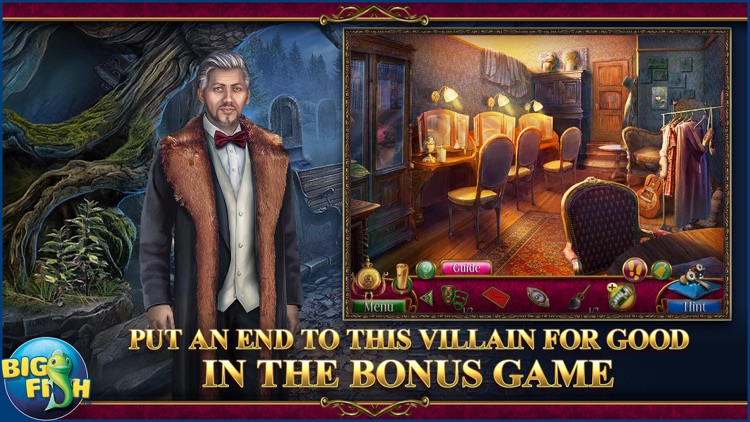 Danse Macabre: Lethal Letters - A Mystery Hidden Object Game (Full) screenshot-3