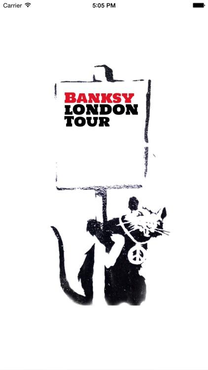 Banksy London Tour screenshot-0