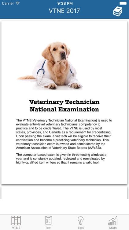 VTNE 2017 - Veterinary Technician Exam Prep