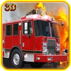 Fire Truck Driving 2016 Adventure Pro – Real Firefighter Simulator with Emergency Parking and Fire Brigade Sirens icon