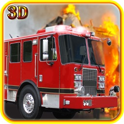 Fire Truck Driving 2016 Adventure Pro – Real Firefighter Simulator with Emergency Parking and Fire Brigade Sirens
