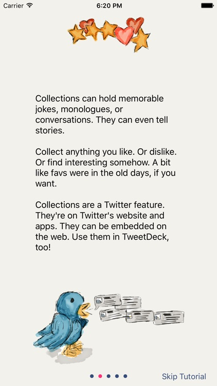 Charm for Twitter: Collect and curate Tweets