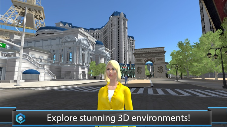 FluentWorlds: Learn English screenshot-0