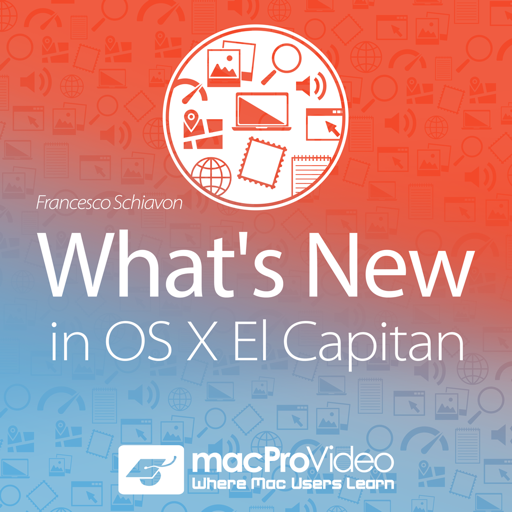 Course For El Capitan's New Features