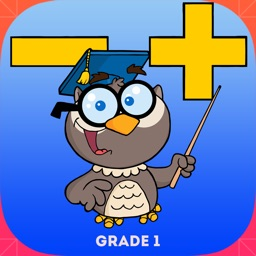 Math Game 1st Grade - Free Education Game for kids