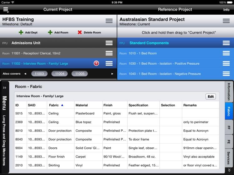 HFBS Briefing Lite for iPad screenshot-4