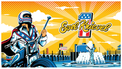 Screenshot from Evel Knievel